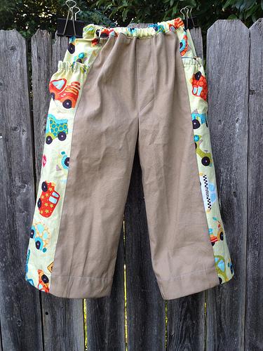 Car Treasure Pocket Pants
