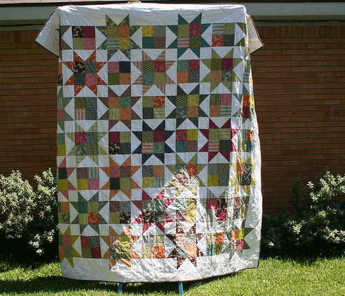 A Quilt for Us