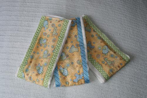 burb cloths