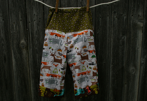 Quick Change Trousers