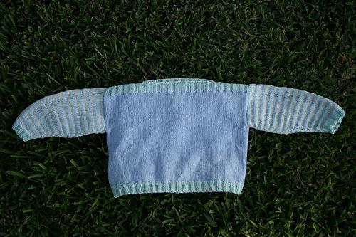 Baby Bartlett Sweater